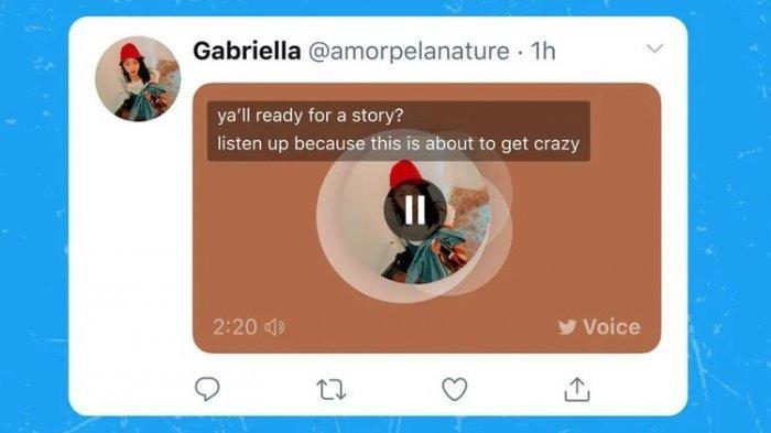 Fitur Baru di Twitter, Ngetweet dengan Suara Akan Muncul Teks Otomatis