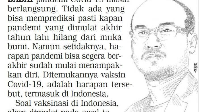 Jokowi dan Vaksinasi
