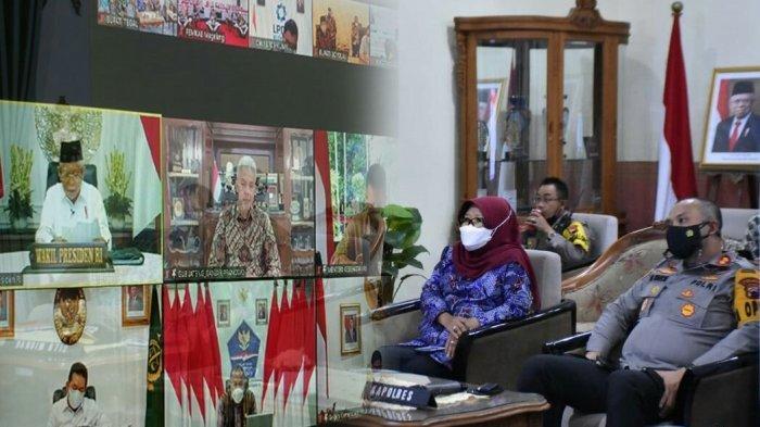 Cegah Kematian Pasien Isoman, Gubernur Ganjar Pranowo Minta Satgas Jogo Tonggo Dioptimalkan