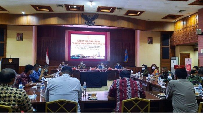 Beri Lampu Hijau Aktivitas Tarawih Saat Ramadan, Hendi: Sahur On The Road dan Bukber Tak Usah Dulu