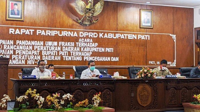 Pemkab Pati Dukung Raperda Pencegahan dan Penanggulangan HIV/AIDS yang Diusulkan DPRD