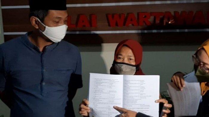 Soal Buku 'Pak Ganjar Tak Pernah Bersyukur', Forum Wali Murid Laporkan Penerbit ke Polda Jateng