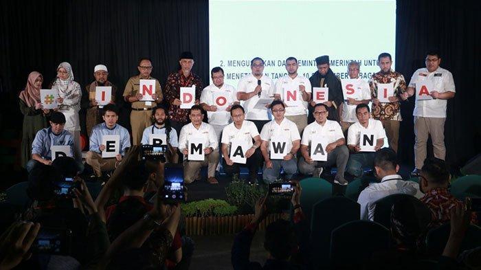 Sebarkan Energi Optimisme, ACT Inisiasi Gerakan Nasional #IndonesiaDermawan