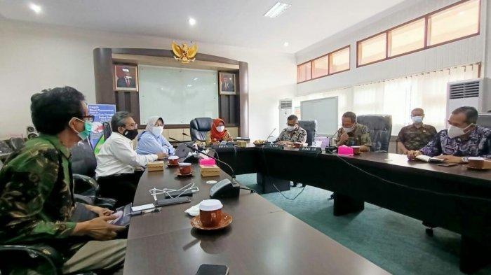 Pemulihan Lahan Terkontaminasi Limbah B3 di Pesarean Kabupaten Tegal Diperkirakan Selesai Tahun 2023