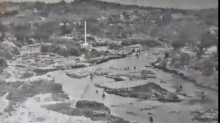 Foto Tragedi Banjir Bandang Semarang 25 Januari 1990, 194 Tewas: Banjir 2021 Tidak Ada Apa-apanya