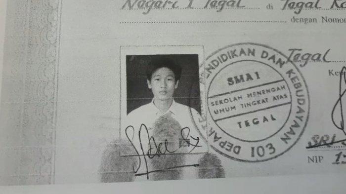 Prestasi Jozeph Paul Zhang Semasa SMA di Tegal Biasa Saja, Nilainya Tak Ada yang Menonjol