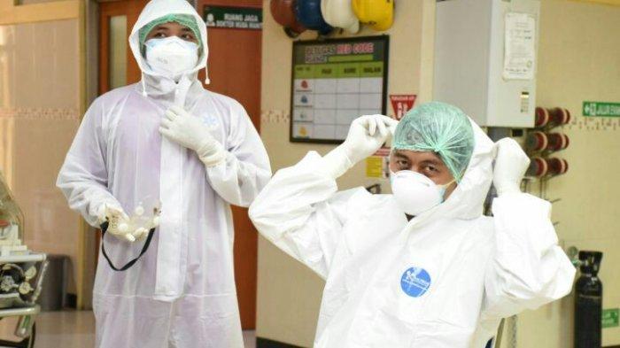 Perawat Mulai Stres Tangani Covid-19, Sudah 2890 Perawat Positif Corona
