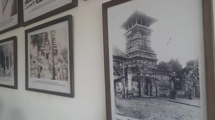 Wisatawan Bisa Nikmati Foto Tempo Dulu di Masjid Menara Kudus