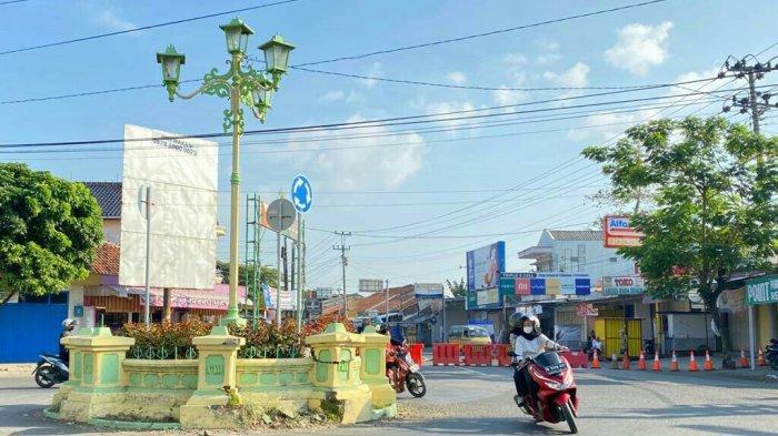PPKM Level 4, Berikut Daftar Terbaru Jalan yang Ditutup di Kabupaten Tegal