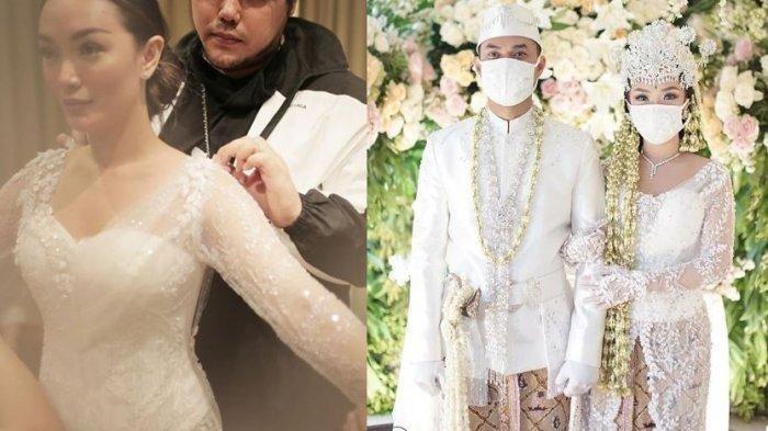 Ivan Gunawan Tak Menyangka Dapat Pesanan Kebaya Putih untuk Pernikahan Zaskia Gotik