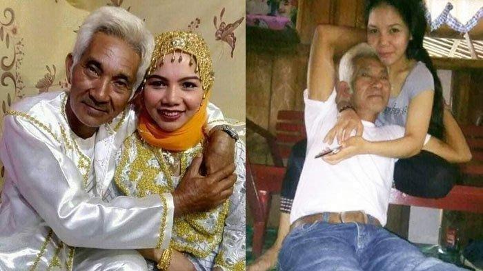 Foto-foto Romantis Kakek Nikahi Wanita Muda, Postingannya Langsung Ramai