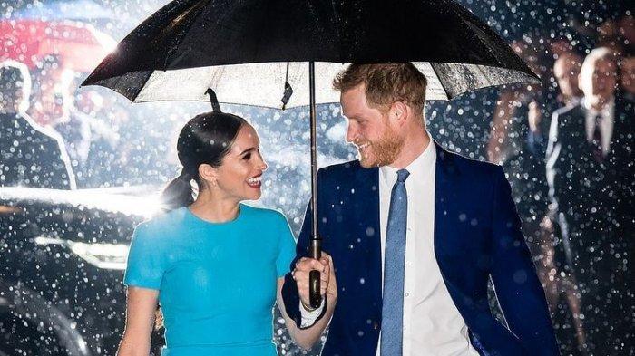 TakGunakanSussex Royal Lagi,Pangeran Harry dan Meghan Tutup Kolom Komentar di Instagram