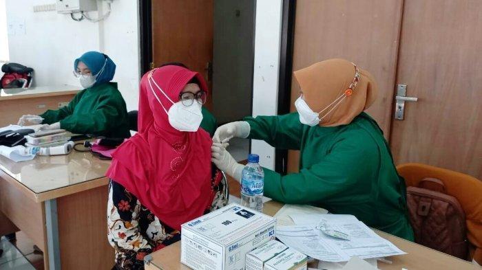 Dikbud Kabupaten Tegal Percepat Vaksinasi Tenaga Pendidik, Target 720 Orang Tervaksin
