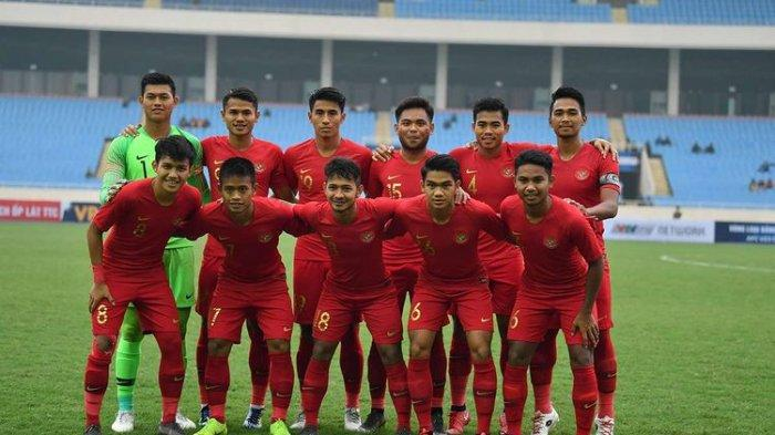 Hasil Babak I Skor 1-0, Timnas U23 Indonesia Vs Bali United, Kushedya Yudo Cetak Gol