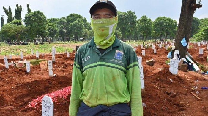 Media Asing Ternama Kisahkan Penggali Makam Covid-19 di Indonesia, Garis Bawahi 1 Pertanyaan Besar