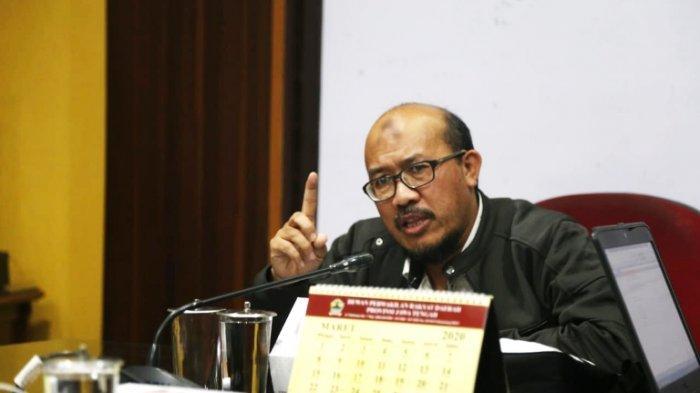 PPKM Diperpanjang, FPKS DPRD Jateng Minta Pemprov Perhatikan Ekonomi Masyarakat Kelas Bawah