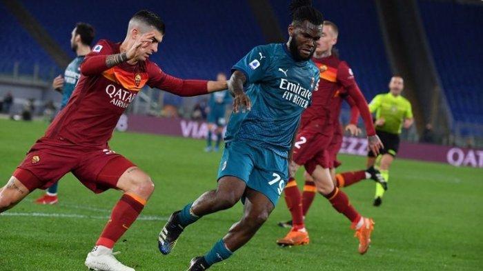 Tak Kunjung Sepakat Soal Gaji Bersama AC Milan, Agen Franck Kessie Pendekatan ke Inter Milan