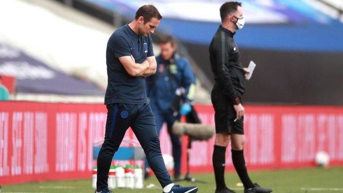 Gagal Juara Piala FA,Chelsea Bakal Tendang 6 Pemain