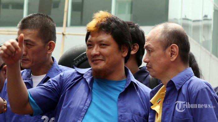 Kisah <a href='https://manado.tribunnews.com/tag/freddy-budiman' title='FreddyBudiman'>FreddyBudiman</a> Bawa Narkoba Pakai Mobil TNI Bersama Jenderal dari Medan ke Jakarta
