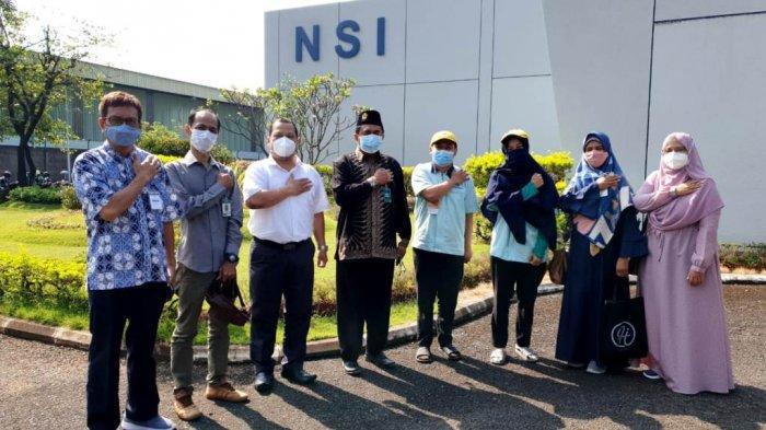 Fakultas Teknologi Industri Unissula Jalin Kerjasama Magang Mahasiswa dengan PT NSI