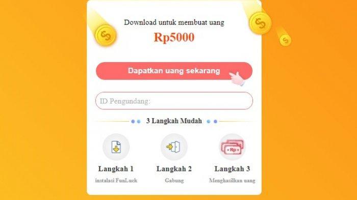 Cara Dapat Saldo DANA dari Aplikasi Game Penghasil Uang Funluck