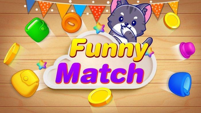Cara Dapatkan Ekstra Permata di Game Funny Match Aplikasi Penghasil Uang Tidak Perlu Daftar Akun