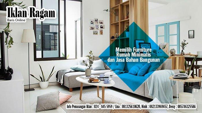 Jual Furniture, Elektronik Bekas dan Baru Semarang serta Iklan Kehilangan Selasa 6 April 2021