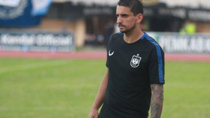 Flavio Beck Junior Undur Diri dari PSIS Semarang: Saya Sekarang Pemain Tanpa Klub