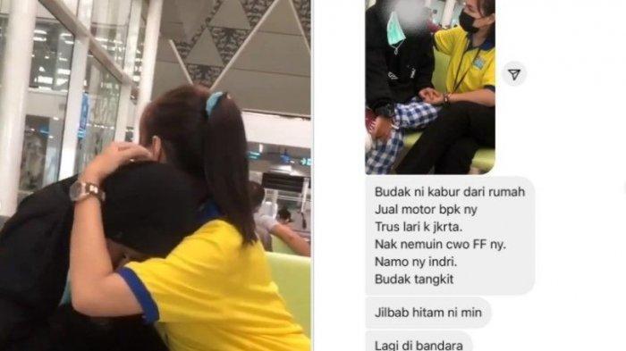 Viral Gadis Jambi Nekat Kabur ke Jakarta Temui Teman Mabarnya, Berakhir Menyedihkan