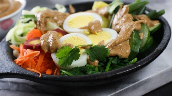 Resep Gado-gado Kuliner Khas dari Surabaya