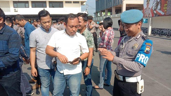 Seluruh Anggota Polres Semarang Mendadak Diperiksa Propam, Ini Hasilnya