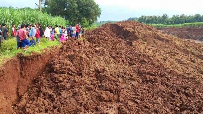 2 Bocah Meninggal di Galian C Desa Surajaya Pemalang,  ESDM Jateng Keluarkan Rekomendasi