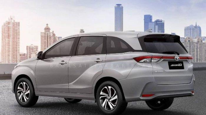 Ramai Diperbincangkan Begini Prediksi Tampilan Toyota All New Avanza 2022