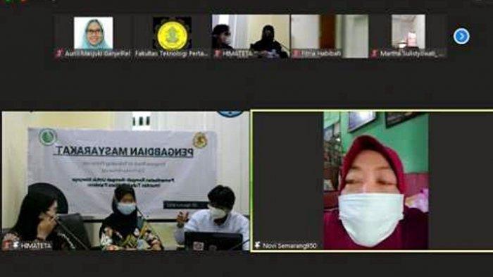 Himateta USM Semarang Gelar Webinar Pemanfaatan Rempah-Rempah