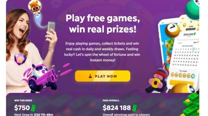 Trik Cepat Kumpulkan Tiket di Gamee Aplikasi Game Penghasil Uang Bisa Ditukar Jadi Saldo DANA