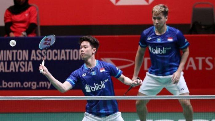 Link Livescore Minions Vs Korea Selatan di Badminton BATC 2020, Ginting Amankan Set Pertama