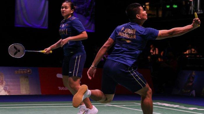 Hasil Piala Sudirman 2021: Praveen/Melati Kalah, Indonesia Terhenti di Perempat Final