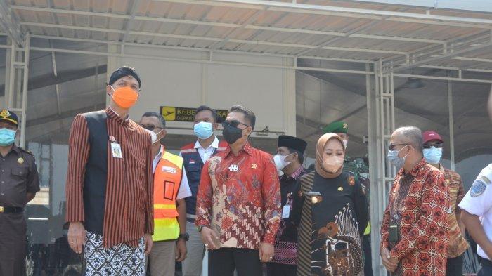 Ganjar Pranowo : Bandara Purbalingga Sudah Beroperasi, What Next?