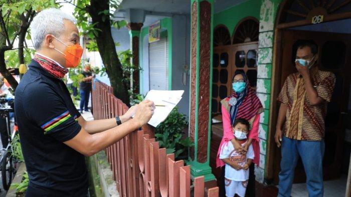 11 Juta Keluarga Jateng Siap Lakukan Program Pendataan Keluarga