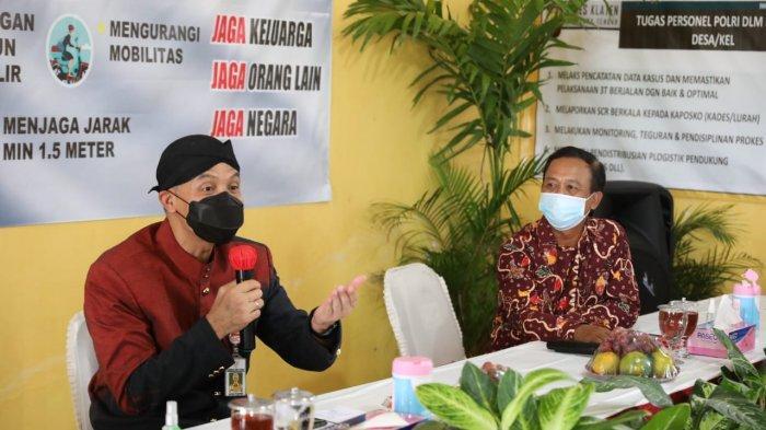 Kades Nglinggi Klaten dari Minoritas, Ganjar Pranowo Beri Jempol: Desa Ini Membumikan Pancasila