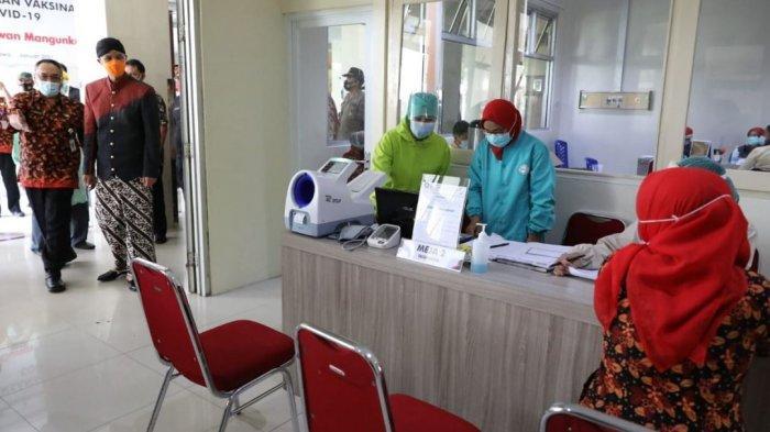 Vaksinasi Tahap I di RSUD Ambarawa Capai 95 Persen