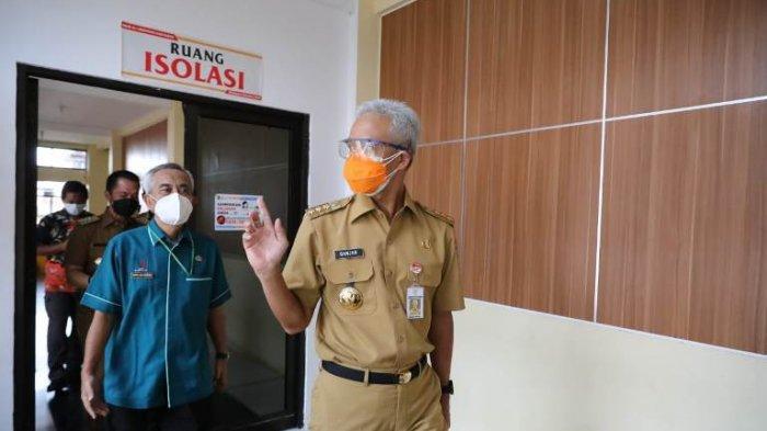 Ganjar Tegas Tolak PTM Sekolah Dibuka di Zona Merah Jawa Tengah
