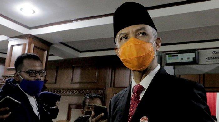 Ganjar Pranowo dan Prof Wiku Sasmito Beda Data Kasus Corona: Solo Ada 278 Kasus, di Pusat Jadi 7.354