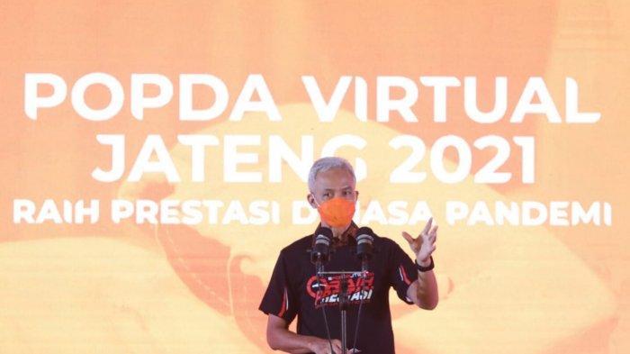 Gubernur Ganjar Luncurkan Calender of Event Jawa Tengah 2021