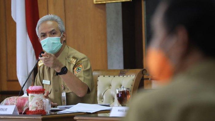 Ganjar Minta Kasus Pertikaian Wali Kota Tegal dan Wakilnya Stop: Hentikan! Apa Perlu Diruwat?