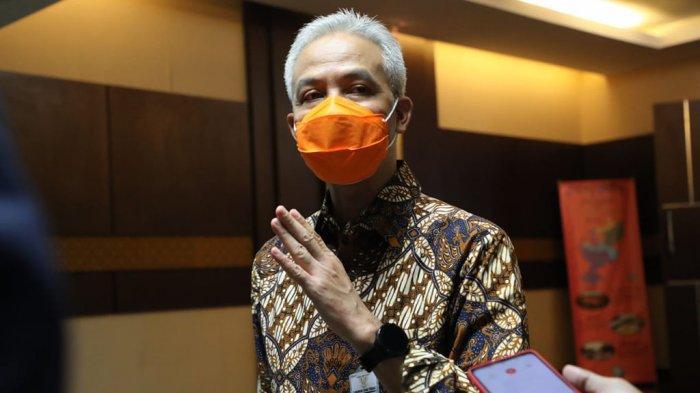 Ganjar Pranowo Ucapkan Selamat Kapolri Baru Jenderal Listyo Sigit