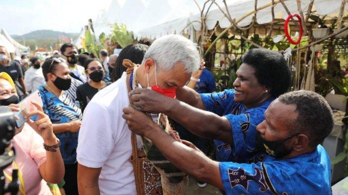 Hasil Survei Capres SMRC Ganjar Pranowo Masuk Tokoh Paling Disukai, Ini Katanya