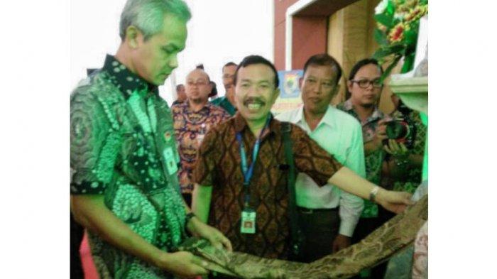 Ganjar Maju Lagi Bila Disetujui Ketum PDI P Megawati