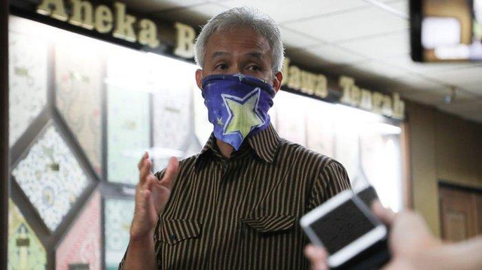 Ganjar Pranowo Lega Lihat Data Arus Mudik Terbaru ke Jateng: Saya Ucapkan Terima Kasih