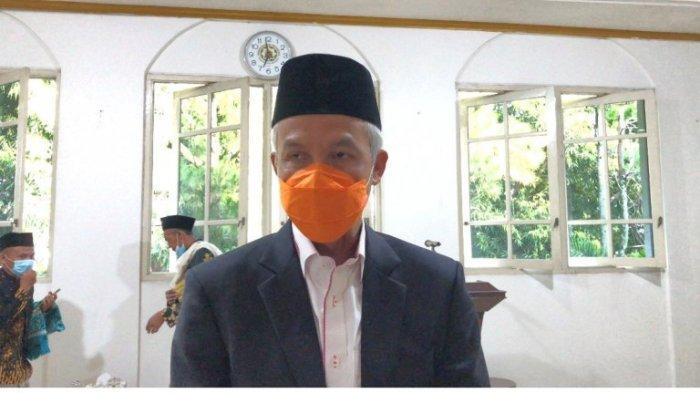 Tanggapi Tak Diundang di Acara Temu Kader PDIP Jateng, Ganjar Pranowo: Aku ki Wong Jawa kok Ya